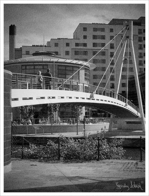 bridge to the south